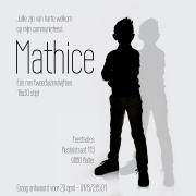 Mathice-uitnodiging